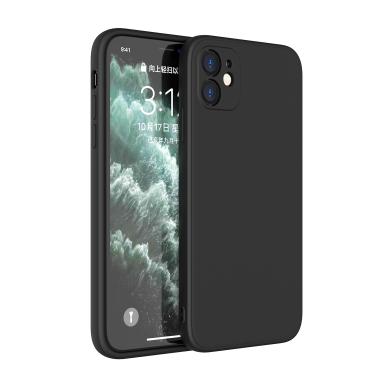 Soft Case für Apple iPhone 12 Mini -ID18148 schwarz - neu