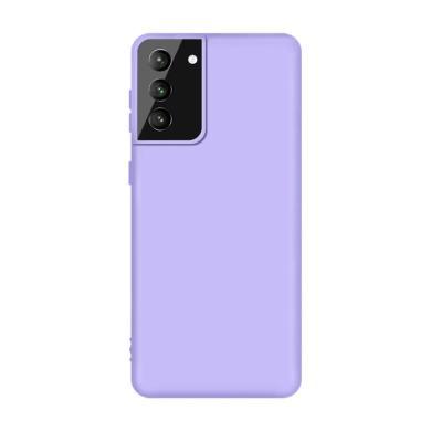Soft Case für Samsung Galaxy S21 -ID18156 violett - neu