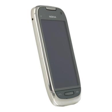 Nokia C7-00 8 Go argent - Neuf
