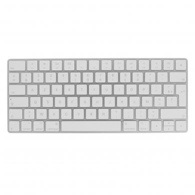 Apple Magic Keyboard AZERTY (A1644 / MLA22F/A) silber