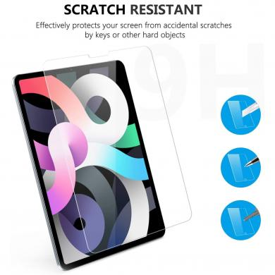 "Schutzglas für iPad Air 4 10,9"" -ID18240 kristallklar"