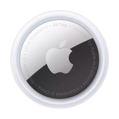 Apple AirTag 1er-Pack weiß/silber