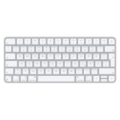 Apple Magic Keyboard QWERTZ (MK2A3D/A) silber