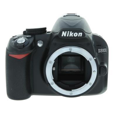 Nikon D3100 negro - nuevo
