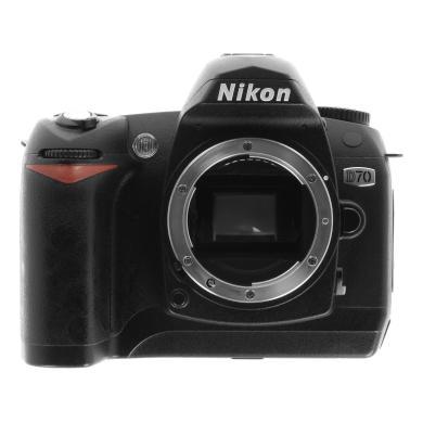 Nikon D70 negro - nuevo