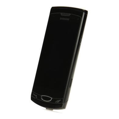 Samsung Wave II (GT-S8530) Schwarz - neu