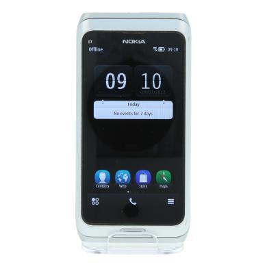 Nokia E7-00 16 Go argent - Neuf