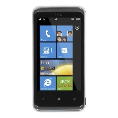 HTC 7 Pro 8GB schwarz silber - neu