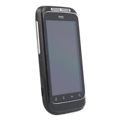 HTC Wildfire S 512 MB Schwarz - neu