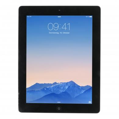 Apple iPad 2 WiFi (A1395) 64 GB negro - nuevo