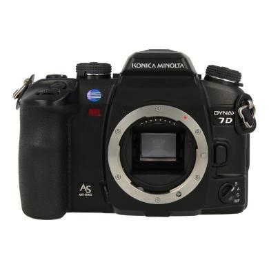 Konica Minolta Dynax 7D negro - nuevo
