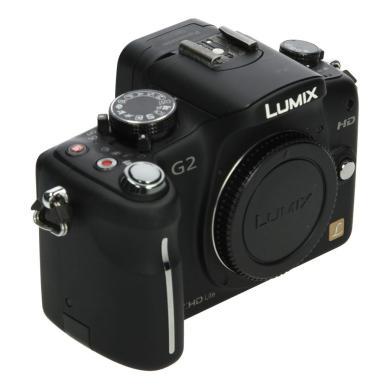 Panasonic Lumix DMC-G2 noir - Neuf