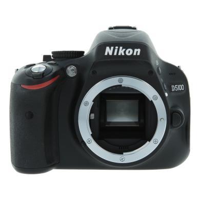 Nikon D5100 negro - nuevo