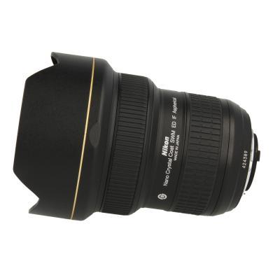Nikon 14-24mm 1:2.8 AF-S G ED NIKKOR Schwarz - neu