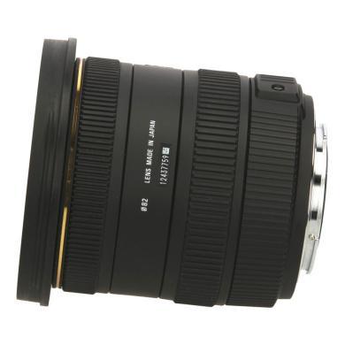 Sigma pour Sony & Minolta 10-20mm 1:3.5 EX DC HSM noir - Neuf