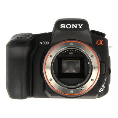 Sony Alpha 300 Schwarz - neu