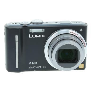 Panasonic Lumix DMC-TZ10 Schwarz - neu