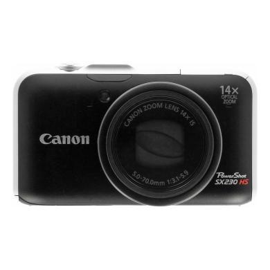 Canon PowerShot SX230 HS negro - nuevo