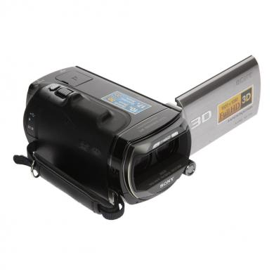 Sony HDR-TD10E silber schwarz - neu