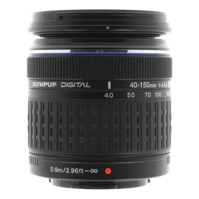 Olympus Zuiko EZ-4015-2 40-150 mm f4.0-5.6 EZ ED Objetivo negro - nuevo