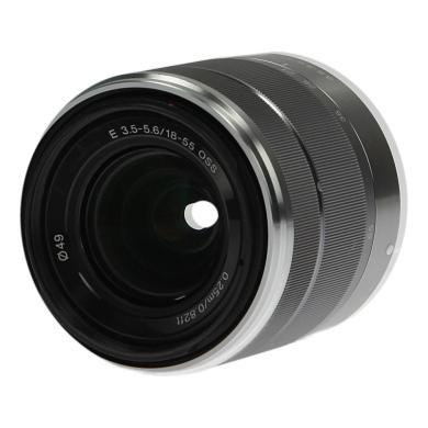 Sony SEL-1855 18-55 mm f3.5-5.6 Objetivo negro - nuevo