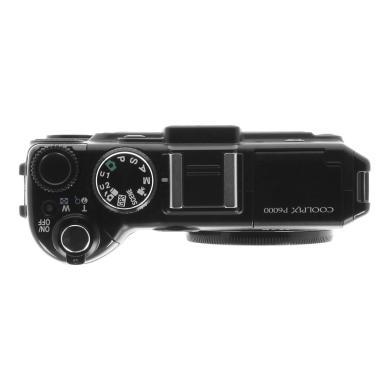 Nikon CoolPix P6000 noir - Comme neuf