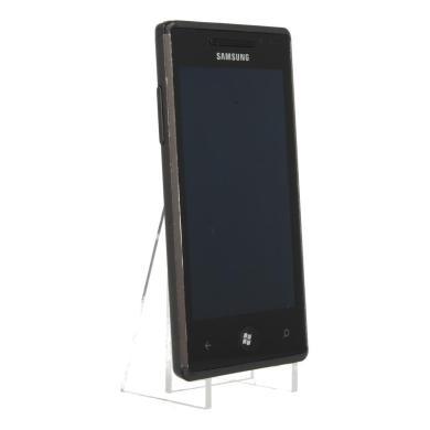 Samsung Omnia 7 (GT-i8700) 8 GB Ebenholz Schwarz - neu
