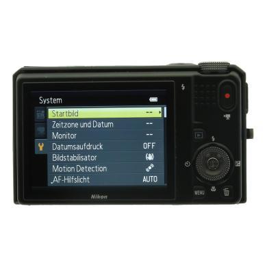 Nikon Coolpix S9100 argent - Neuf