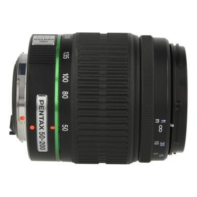 Pentax smc 50-200mm 1:4-5.6 DA ED Schwarz - neu