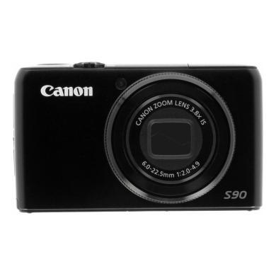 Canon PowerShot S90 noir - Neuf