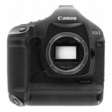 Canon EOS 1Ds Mark III noir - Bon