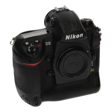 Nikon D3 noir - Neuf