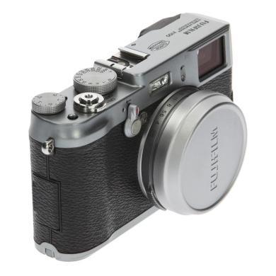 Fujifilm FinePix X100 Silber - neu