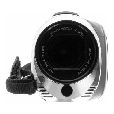 JVC Everio GZ-HM300 plata - nuevo