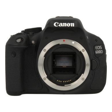 Canon EOS 600D Schwarz - neu