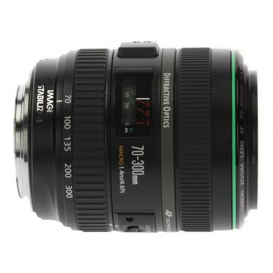 Canon EF 70-300mm 1:4.5-5.6 DO IS USM negro - nuevo