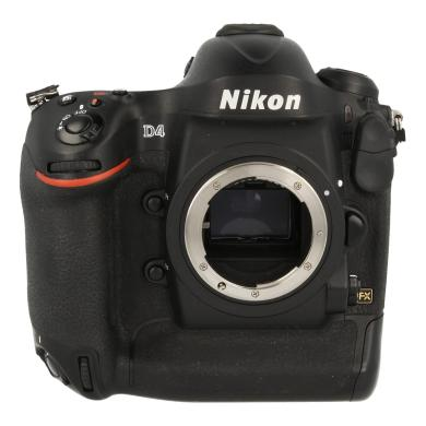 Nikon D4 noir - Neuf