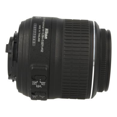 Nikon 18-55mm 1:3.5-5.6 AF-S G DX VR NIKKOR negro - nuevo