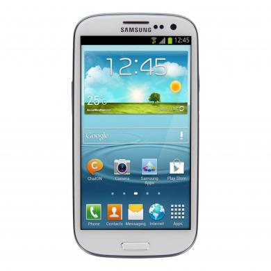 Samsung Galaxy S3 I9300 16 GB Marble White - gut