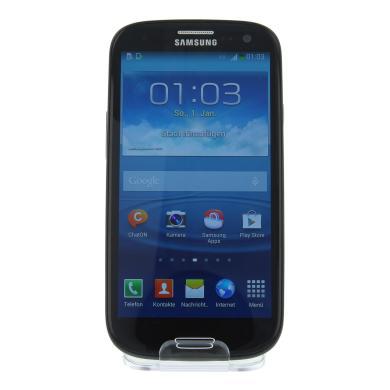 Samsung Galaxy S3 I9300 16 Go noir cosmos - Neuf
