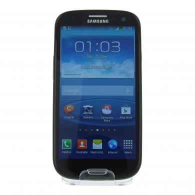 Samsung Galaxy S3 I9300 16 GB negro safiro - nuevo