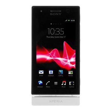 Sony Xperia U 8GB schwarz weiß - neu