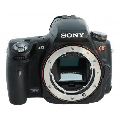 Sony Alpha 33 / SLT-A33 Schwarz - neu
