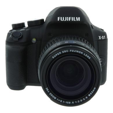 Fujifilm X-S1 Schwarz - neu