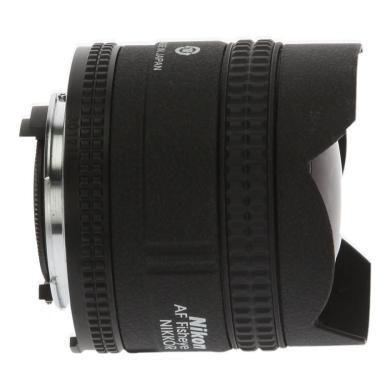 Nikon AF oeil de poisson-Nikkor 16mm 1:2.8D noir - Neuf