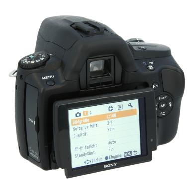 Sony Alpha 390 negro - nuevo