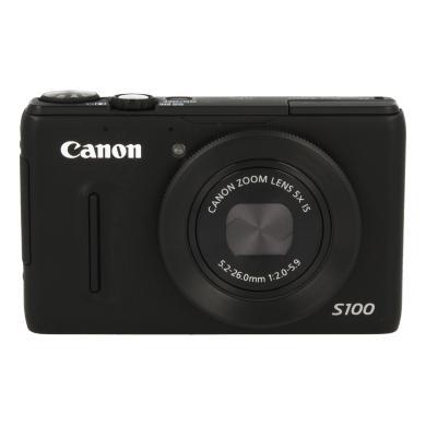 Canon PowerShot S100 negro - nuevo