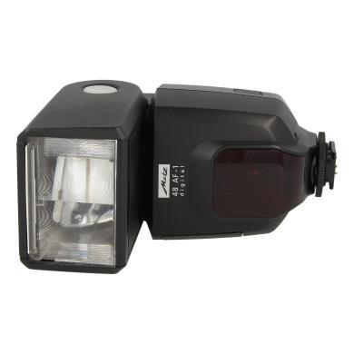 Metz Mecablitz 48 AF-1 digital für Nikon Schwarz - neu