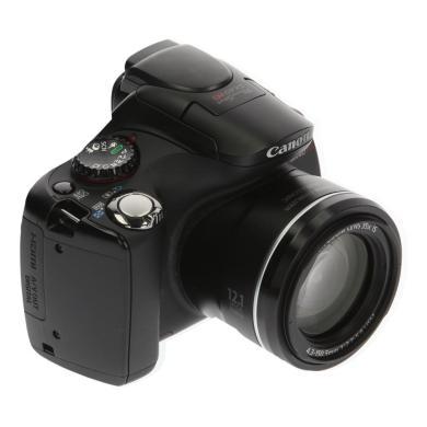 Canon PowerShot SX40 HS Schwarz - neu