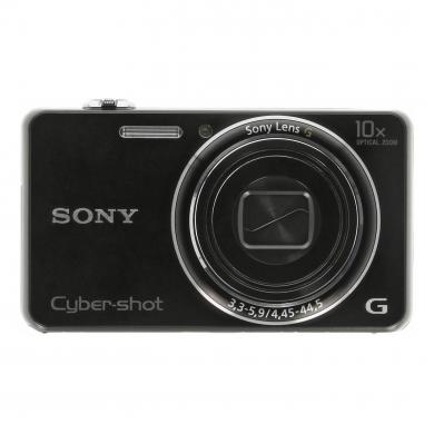 Sony Cyber-shot DSC-WX100 schwarz - neu